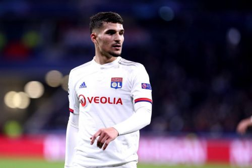 Pierre-Emerick Aubameyang calls Houssem Aouar to Arsenal