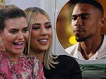 Celebs Go Dating: Megan Barton Hanson and Demi Sims can't keep their eyes off each other