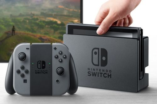 Get the Nintendo Switch, free extra Joy-Cons, game and £30 voucher for just £289.99