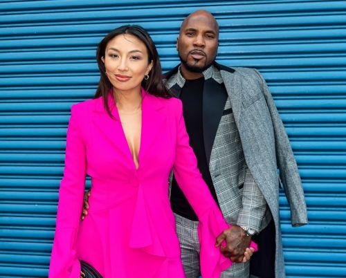 The Real's Jeannie Mai Jenkins is pregnant & expecting her first child with husband Jeezy after suffering miscarriage
