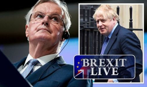 Brexit LIVE: EU demands even TOUGHER conditions on trade deal in latest slap down to UK