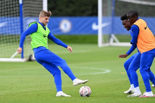 Christian Pulisic heaps praise on Timo Werner for impact in Chelsea training