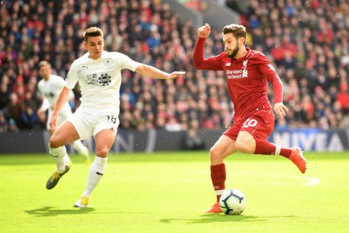 Leicester make approach to sign Liverpool's Adam Lallana - Sky