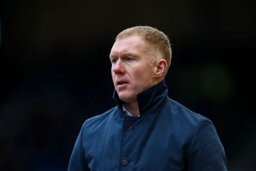 'He's the real deal' - Paul Scholes says Manchester United should have signed Erling Haaland in January