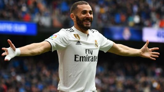 Real Madrid down Athletic Bilbao thanks to Benzema's hat trick