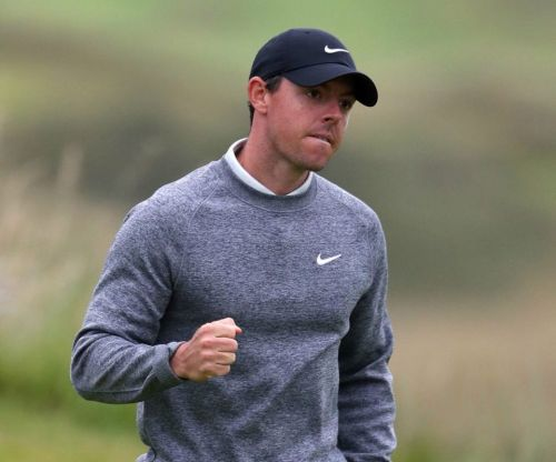 Tearful Rory McIlroy fires sensational second round comeback but misses Open cut by one after nightmare first day