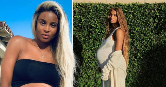 Ciara gets candid about challenges of being pregnant in lockdown: 'I'm really cautious'