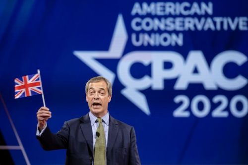 Nigel Farage Resigns From Reform UK To Fight Young People And Chinese Communists