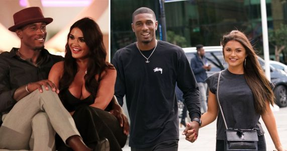 Love Island's Ovie Soko and India Reynolds are still going strong and proving doubters wrong