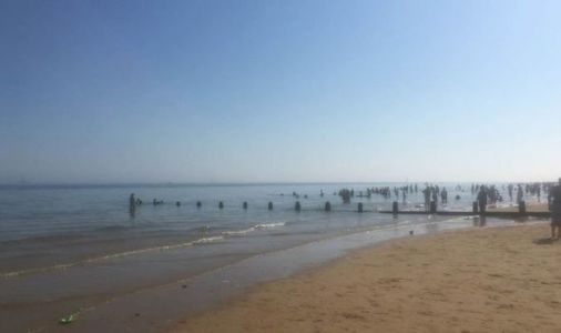 Beachgoers left 'gasping for breath' after incident in Essex