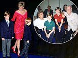 Princess Diana 'took Princes William and Harry to homeless'