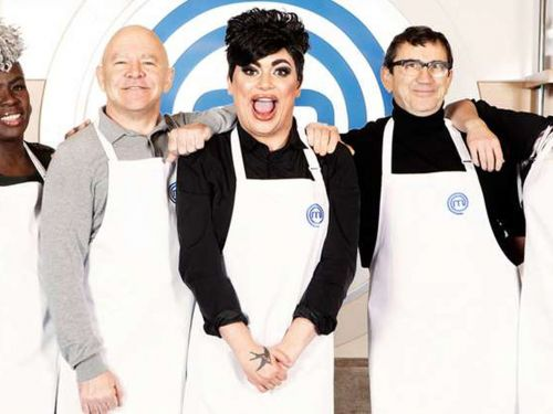 'Celebrity Masterchef' 2020 Heat Two Was Full of Cremated Naan and Late Lunch