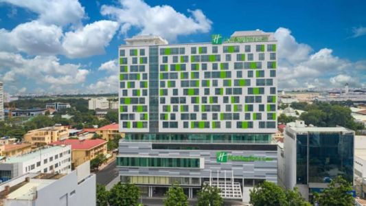 First Holiday Inn hotel opens in Vietnam