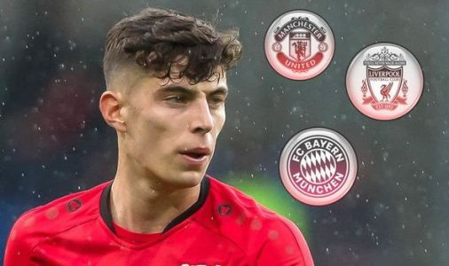 Man Utd have Kai Havertz trump card to play in Bayern Munich and Liverpool transfer scrap