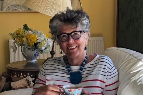 Inside Bake Off star Prue Leith's quirky home with amazing yellow kitchen