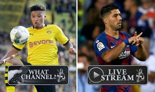 Borussia Dortmund vs Barcelona live stream, TV channel: How to watch Champions League game