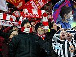 Football fans 'might not be allowed to sing or chant' when they return to stadiums next month