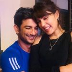 Rhea shares heartbreaking note for Sushant, a month after his demise