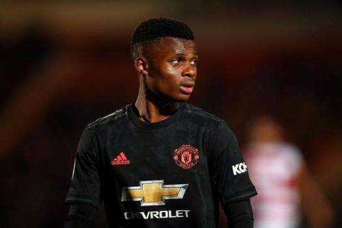 Solskjaer idenitifies two academy stars to replace Marcus Rashford and Paul Pogba in Man Utd squad