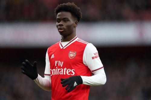Troy Deeney singles out Arsenal's Bukayo Saka for special praise