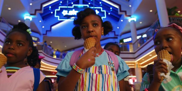 Stranger Things 4 makes Erica Sinclair an official regular character and the Scoops Troop is complete