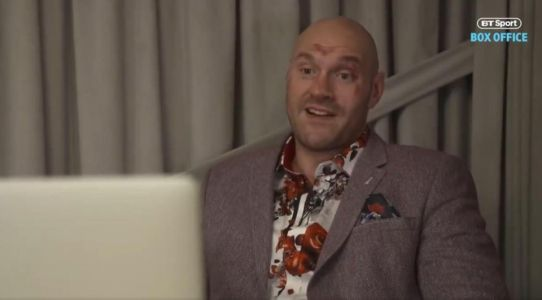 Tyson Fury talks you through his epic 12th round against Deontay Wilder as Frank Warren says rematch will take place in spring