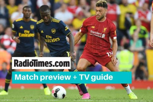 What channel is Arsenal v Liverpool on? Kick off time, live stream and latest team news
