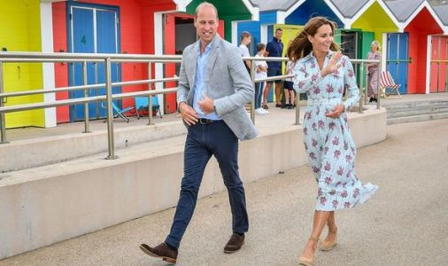 William and Kate make secret visit to Gavin & Stacey's Barry Island fun palace
