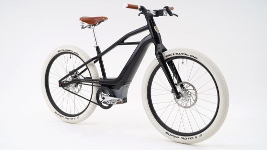 Harley-Davidson unveils chic vintage-style e-bike - but you'll have to be quick to grab one