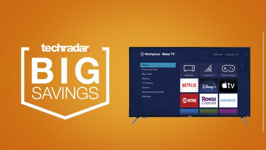 You can get a 75-inch 4K TV on sale for just $599.99 at Best Buy