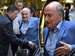 Why IS banned ex-FIFA boss Sepp Blatter at the World Cup?