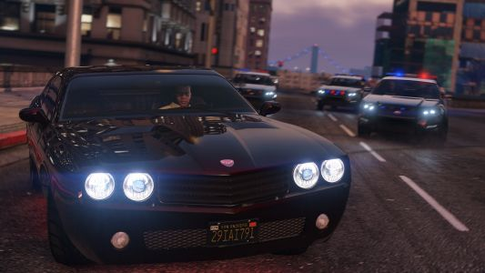 Why would anyone play a cop in GTA 5 RP?