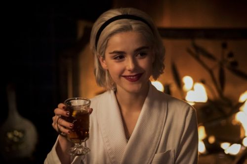 When is Chilling Adventures of Sabrina Part 4 released on Netflix?