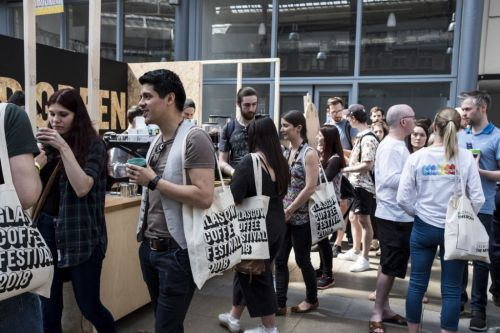 Glasgow Coffee Festival to return to The Briggait this May