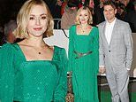 Fearne Cotton joins husband Jesse Wood at the Tusk Conservation Awards