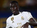 Real Madrid's Ferland Mendy reveals he once REJECTED the chance to join PSG