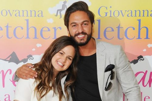Giovanna Fletcher's locked down the 'busy mum' vote, says brother Mario Falcone