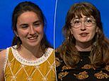 'Makes a change!' University Challenge viewers celebrate two female captains