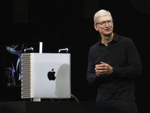 Apple's $6,000 Mac Pro computer is finally coming on December 10