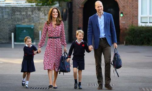 Why Prince William and Kate Middleton have not confirmed whether Princess Charlotte has returned to school