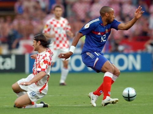 Here's how the head-to-head duels in France v Croatia played out domestically this season