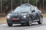 Next-gen Nissan Juke caught testing ahead of 2019 unveil