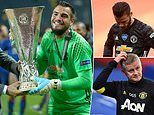Sergio Romero will be be hoping Europa League glory can propel him into the Man United No 1 jersey