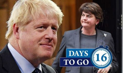 Brexit LIVE: Boris Johnson cancels today's Cabinet meeting after late night DUP talks