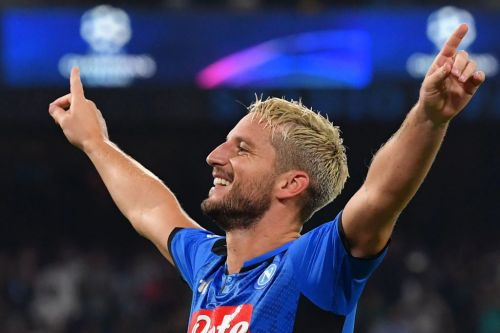 Video: Dries Mertens breaks deadlock for Napoli vs Liverpool from penalty spot