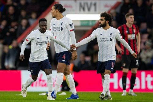 Keita gets a kickstart & a clean sheet at last - 5 talking points from Bournemouth 0-3 Liverpool