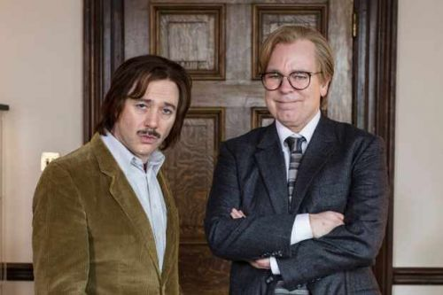 When is Inside No 9 back on TV for series 5?