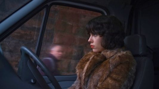 Jonathan Glazer's Under the Skin is being made into a TV series