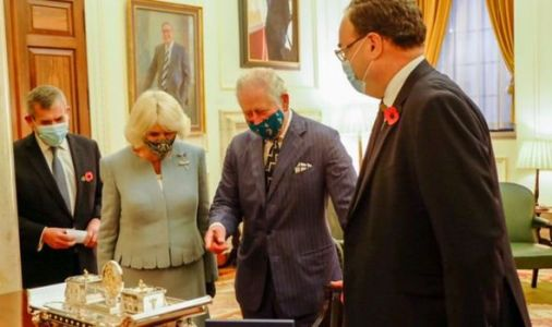 Prince Charles and Camilla make rare visit to Bank of England amid second wave worries