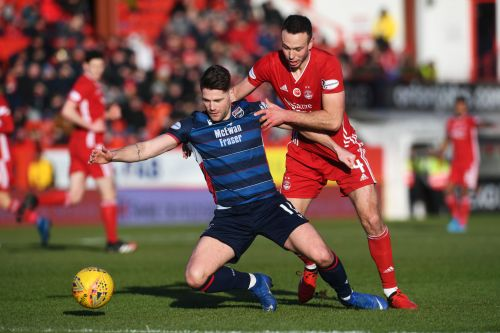 Timely return to fitness for Ross County's veteran pair